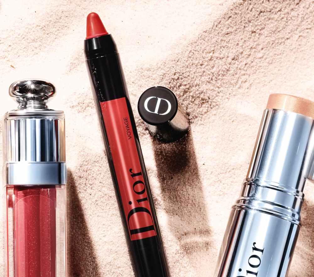 Dior make up Estate 2021