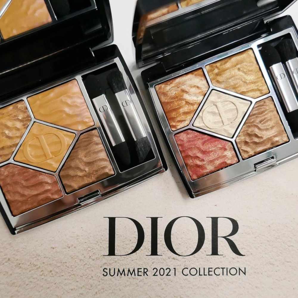 Palette trucco Dior Estate 2021