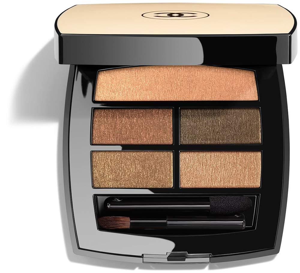 Chanel palette ombretti nude