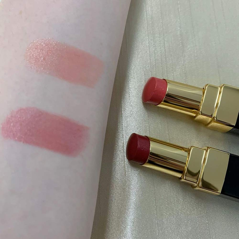 Swatches rossetti Chanel