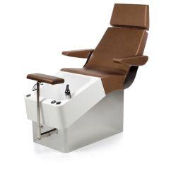 Makeup Chairs Wholesale Living Room Streamline Basic Shiatsu Pedicure Spa Salon