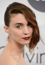 stylish hairstyles with side