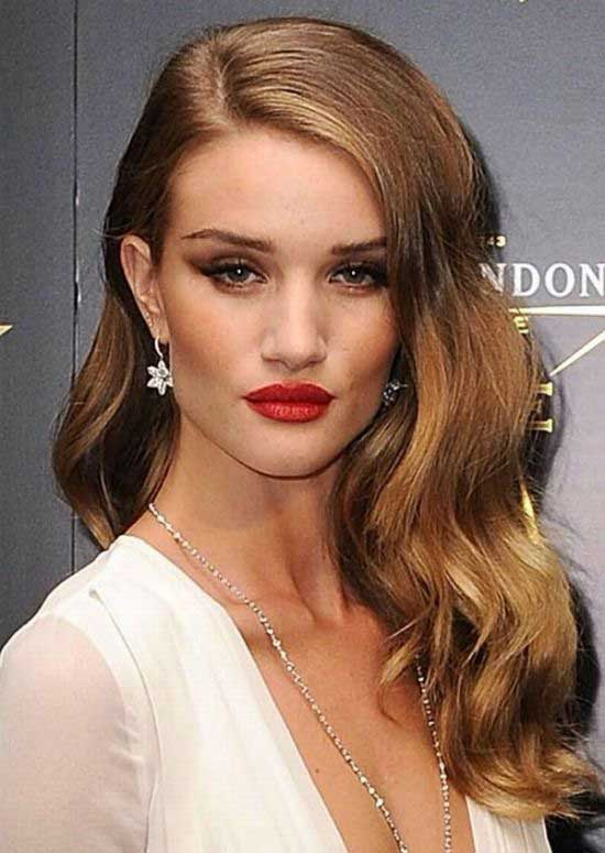 30 Stylish Hairstyles With Side Part Beauty Epic