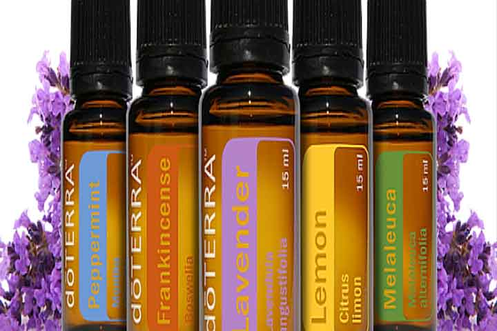Essential Oils For Thyroid