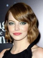 stunning emma stone hairstyles