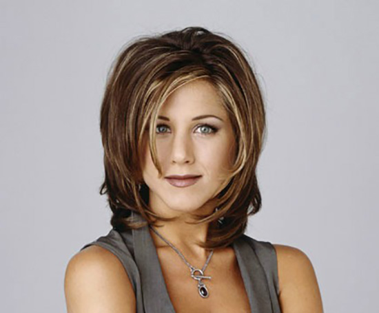 Jennifer Aniston Layered Bob HairStyles