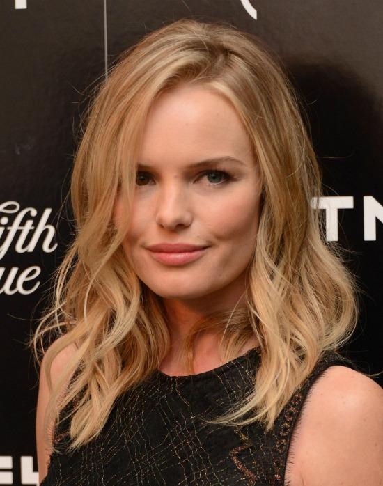 Kate Bosworth Loose Waves