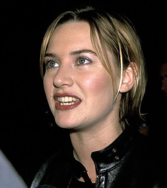 Kate Winslet Layered Bob HairStyles