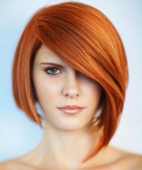 Kindra Fontes Sassy Bob Haircuts for Round Faces