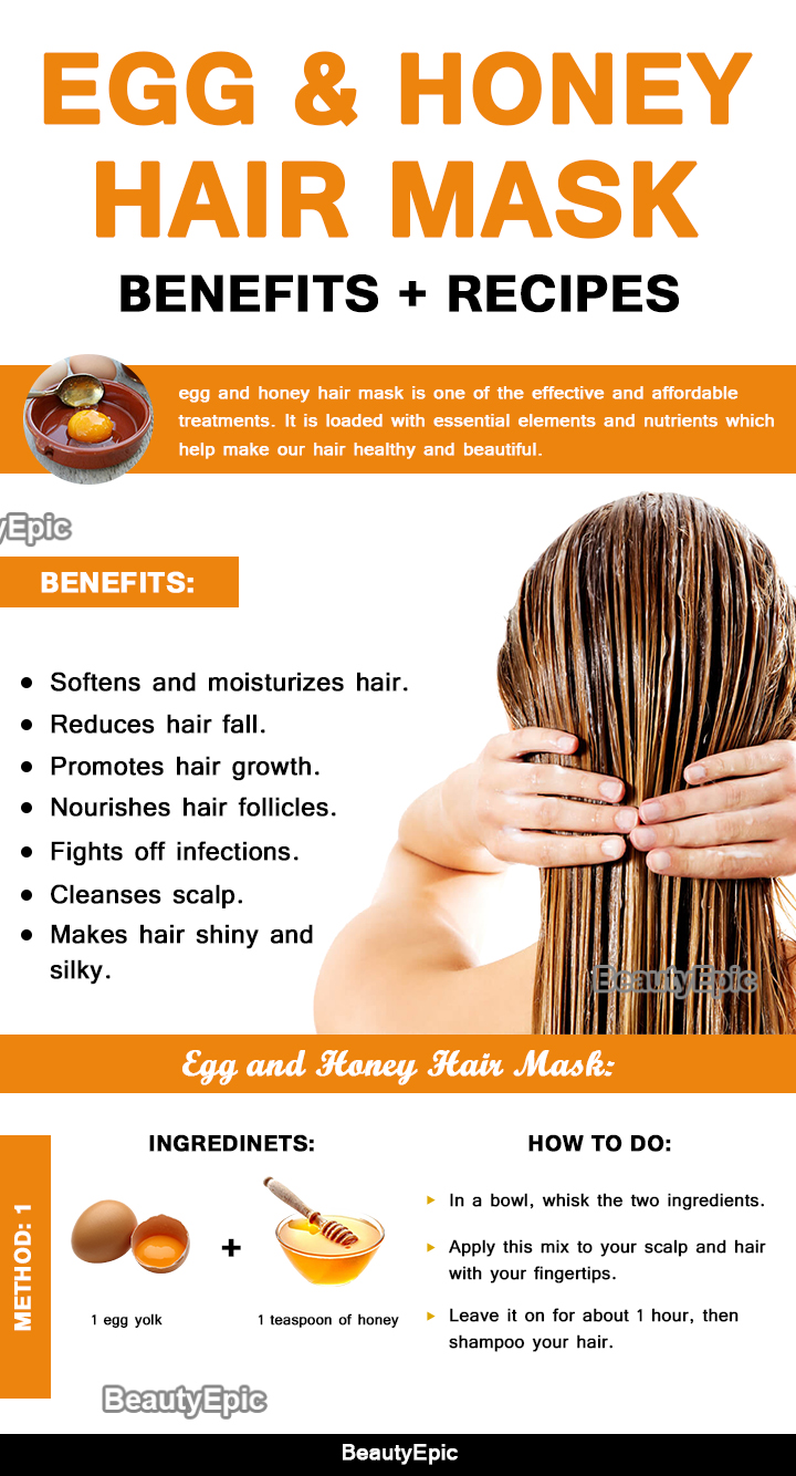 Egg And Honey Hair Mask Benefits Top 9 Hair Mask Recipes Always