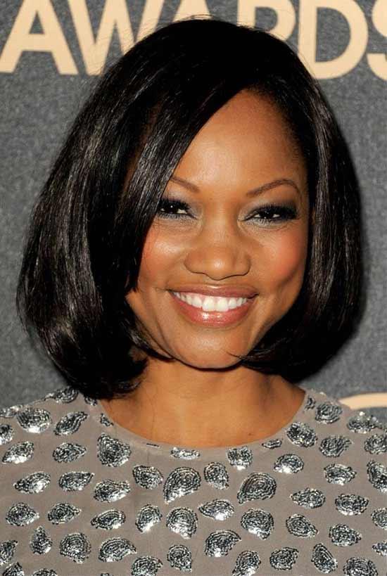 Janet Jackson Bob Haircut for Black Women
