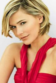 gorgeous short blonde haircuts