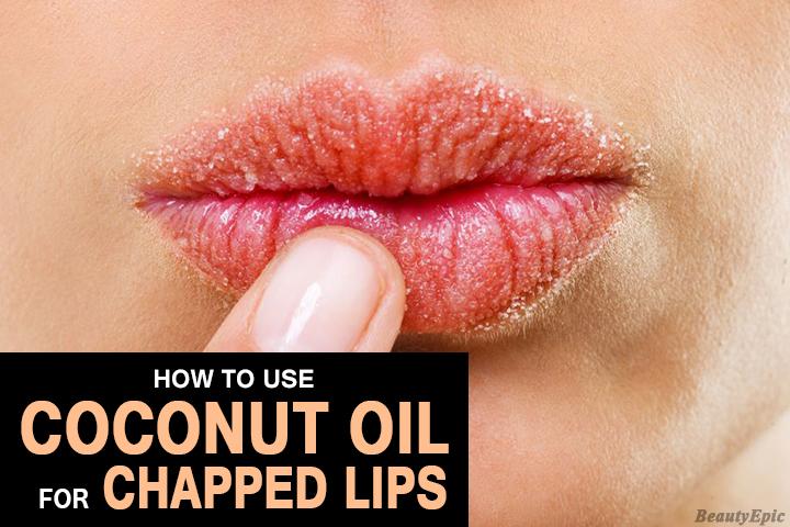 Coconut Oil For Lips-Telugu Fashion News