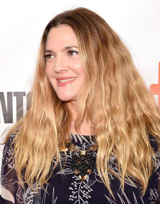 Top 17 Drew Barrymore Hairstyles Amp Haircuts Only For You