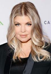fergie hairstyles & haircuts
