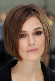 short brown hairstyles
