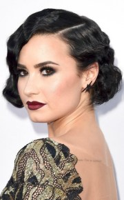 demi lovato's hairstyles