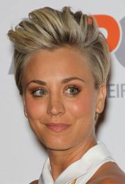 flawless kaley cuoco hairstyles