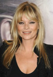 kate moss hairstyles & haircut