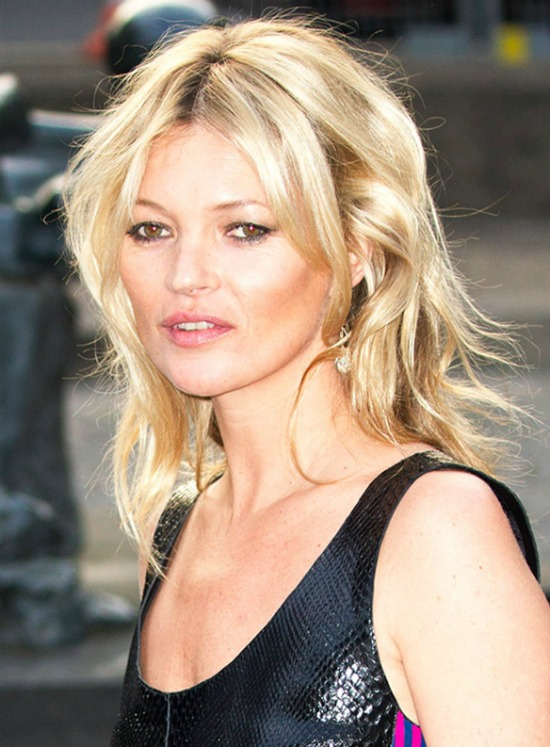 Top 20 Kate Moss Hairstyles Amp Haircut Styles