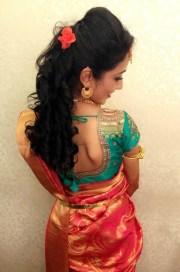 beautiful pics of pattu saree
