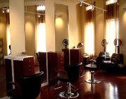 beauty salon decorating ideas