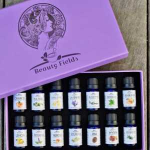 14 essential oils gift