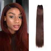 beautyforever straight color weave