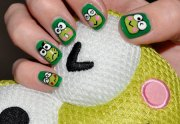 animal nail art design beautyfrizz