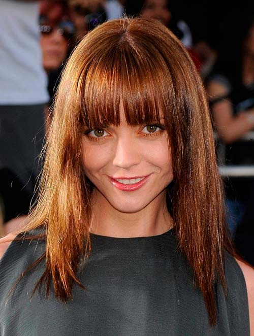 styles of bangs