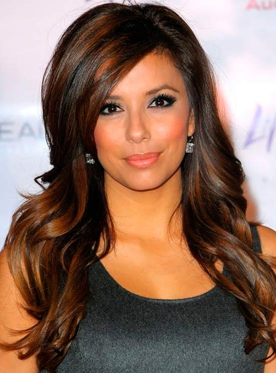 Cute Dark Brown Hairstyles Easy Casual Hairstyles For Long Hair