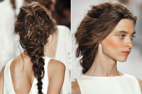Spring's Hottest Braided Hairstyles Beauty Tips Hair Care