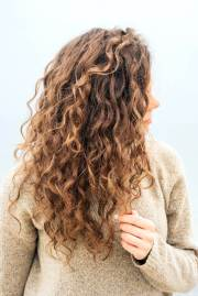 kinds of curly hair