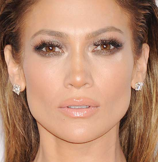 Jennifer Lopez 2014 AMA Makeup How To Get The JLo Glow