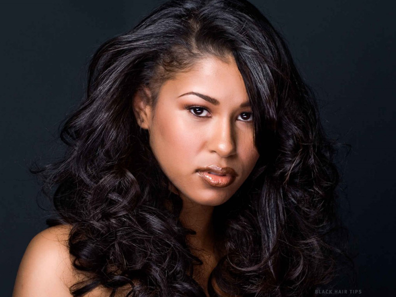 Hair Styles For Short Virgin Hair: How To Prevent Hair Breakage By Relaxer Stretching