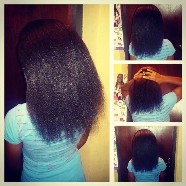 Transitioning To Natural Hair With Wigs