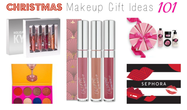 Christmas makeup gift ideas