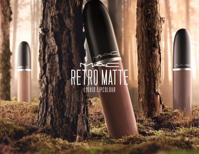 MAC RETRO MATTE LIQUID