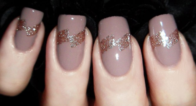 17 Best Ideas About Bridal Nail Art On Nails Designs And Sparkly