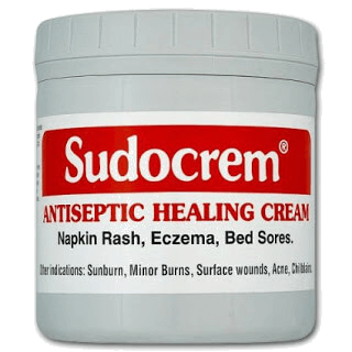 Sudocrem for acne