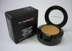 MAC Studio Finish Concealer - Best Concealer for Acne