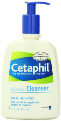 cetaphil-best face wash for acne prone skin