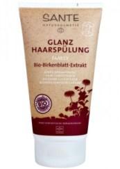 Sante Glanzhaarspülung Bio-Birkenblatt-Extrakt