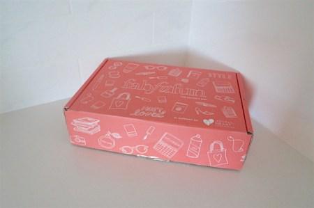 Fabfitfun - Editors Box Promo- best subscription boxes - cruelty-free beauty box subscriptions - vegan beauty box - vegan subscription box - unboxing subscription box review | beautyiscrueltyfree.com