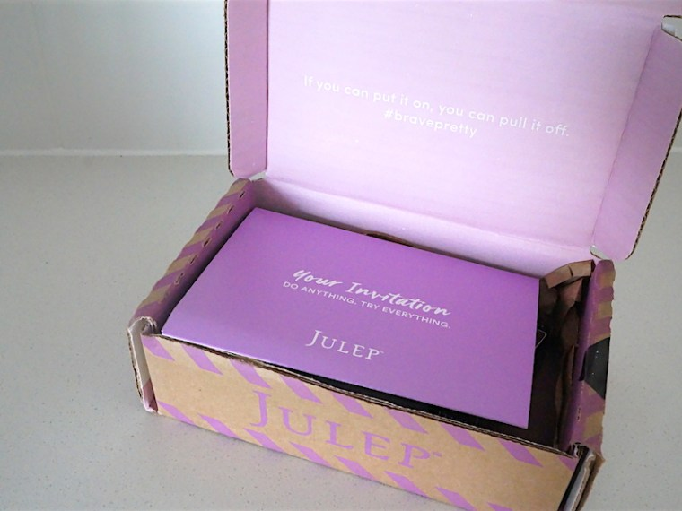 Julep Unboxing promocode cruelty-free beauty best subscription boxes - cruelty-free beauty box subscriptions - vegan beauty box - vegan subscription box - unboxing subscription box review | beautyiscrueltyfree.com