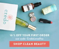 Credo Beauty - Cruelty-Free Beauty And Makeup Brands - Unboxing promocode cruelty-free beauty vegan beauty box - vegan subscription box - unboxing subscription box review | beautyiscrueltyfree.com
