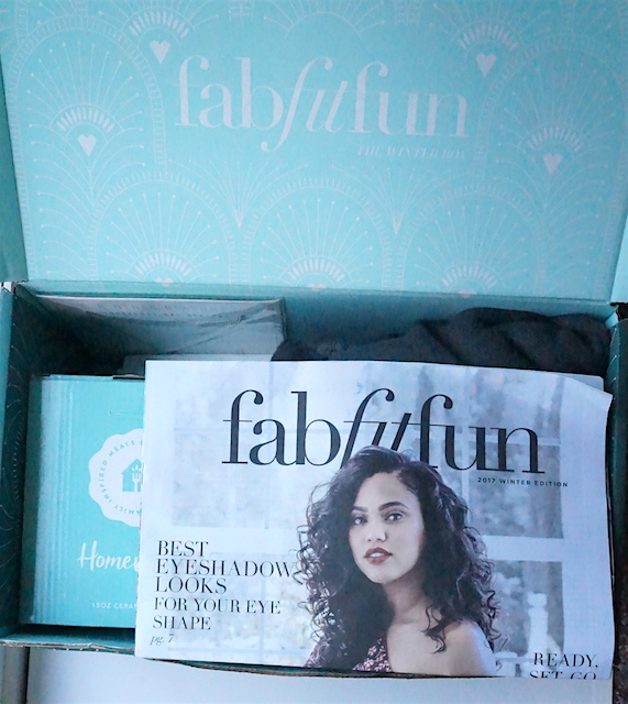 FabFitFun Winter box 2017 Spoiler Reveal - Fabfitfun subscription box review unboxing Promo- best subscription boxes - cruelty-free beauty box subscriptions - vegan beauty box - vegan subscription box - unboxing subscription box review | beautyiscrueltyfree.com