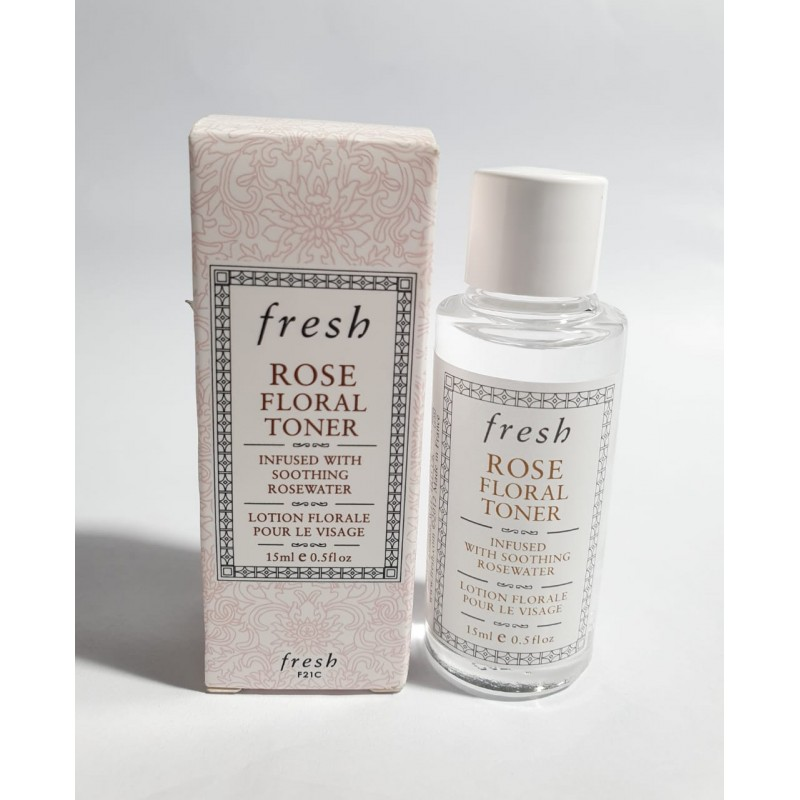 Fresh Cosmetics Rose Toner