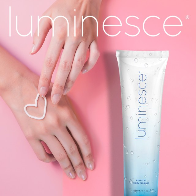 Cleanser Luminesce