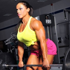 Gym Workout Girl Wallpaper Workout Beauty Muscle Part 12